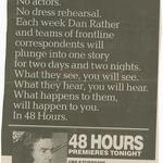 Advertisement for 48 Hours