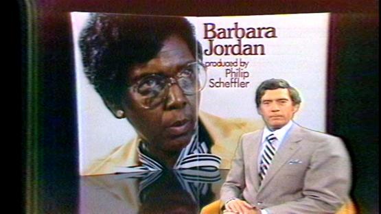 """Still Image 1 - Opening of """"Barbara Jordan"""""""
